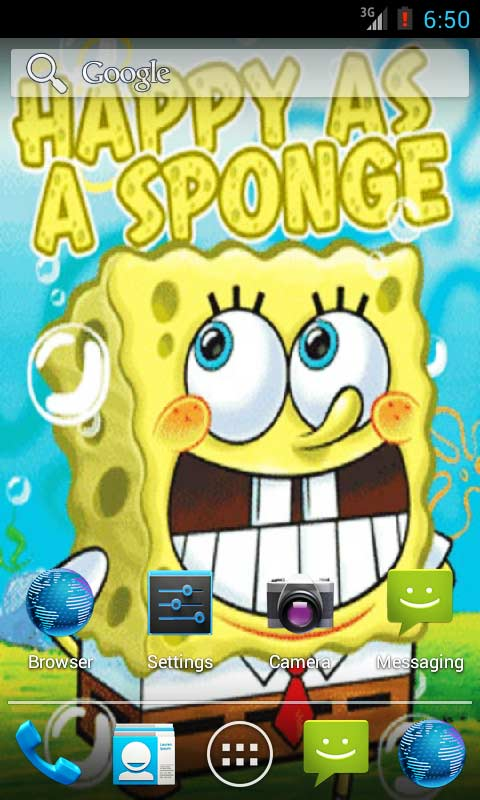 Download spongebob live wallpaper free for your android phone