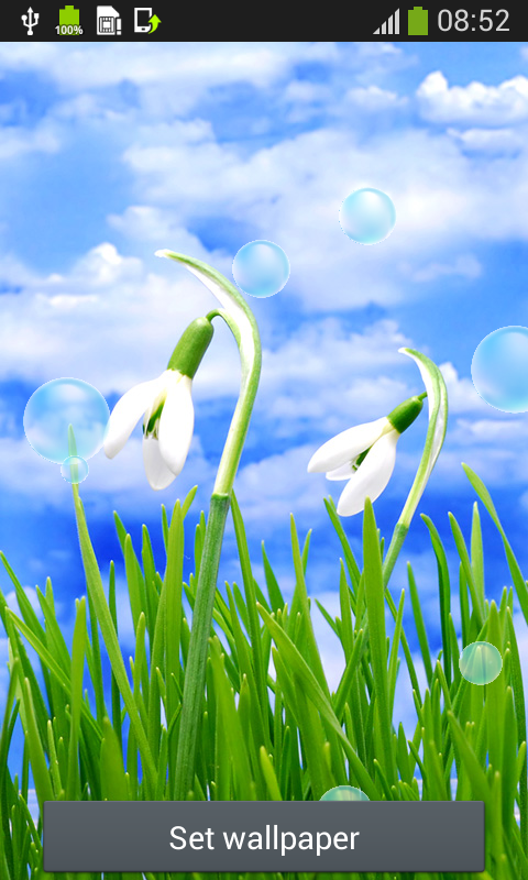 Spring Live Wallpapers Free Free App Download Android Freeware