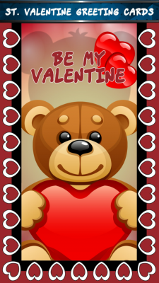 St Valentine Greeting Cards screenshot 1