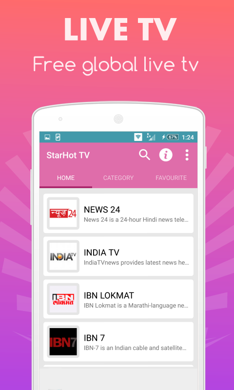 StarHot Live TV Free - Hotstar for Android - Download
