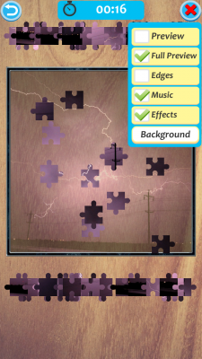 Storm Jigsaw Puzzle screenshot 2