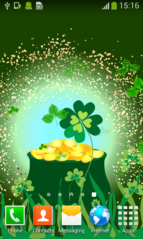 Stpatricks Live Wallpapers Free Android App Android Freeware