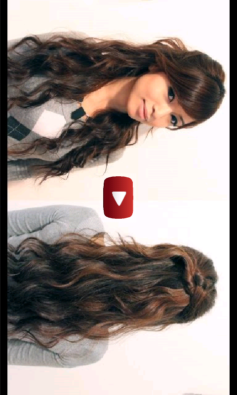 Styles for Medium Hair screenshot 2