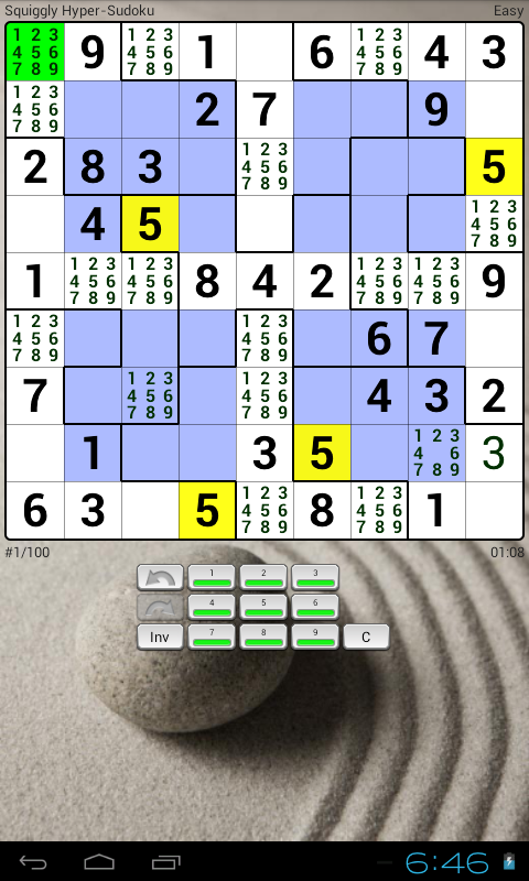 Sudoku New Free screenshot 2