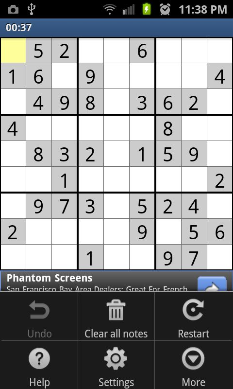 Download free Sudoku Pro apps for Android phone