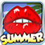 Image of Summer Kissing Test Kiss Game