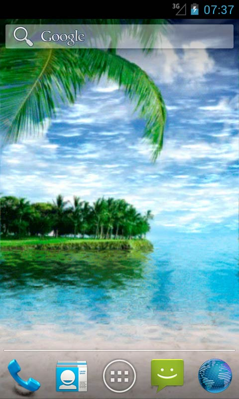 Summer Paradise Live Wallpapers Free App Download Android Freeware