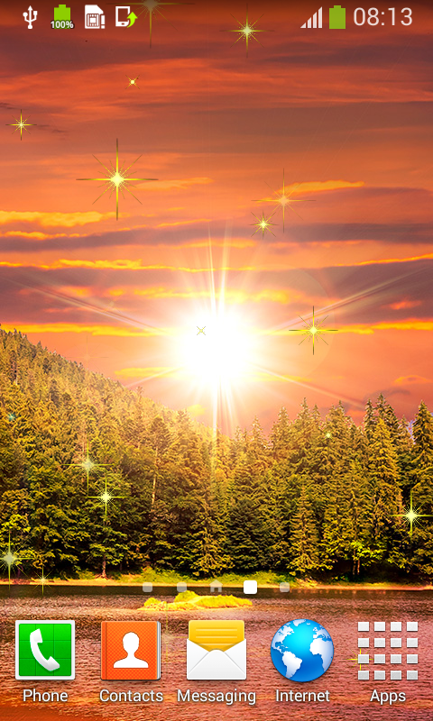 Sunset Live Wallpapers Free Android Download