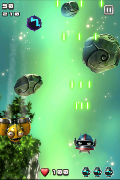 Super Blast 2 HD - FREE screenshot 1