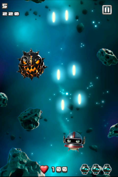 Super Blast 2 HD - FREE screenshot 2