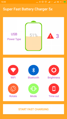 Super Fast Battery Charger 5X screenshot 2