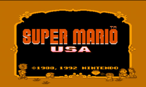 Super Mario Bros. 2 screenshot 1