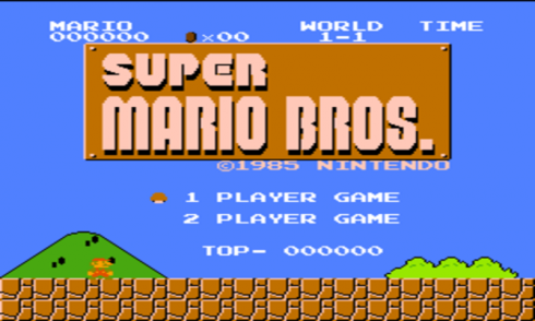 Super Mario Bros. screenshot 1