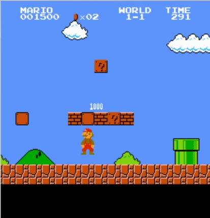 Super Mario Brothers free app download - Android Freeware