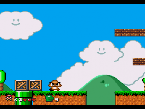 super mario world free