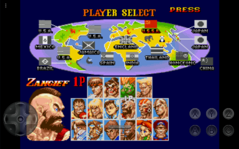 Super Street Fighter 2 for Android - Download