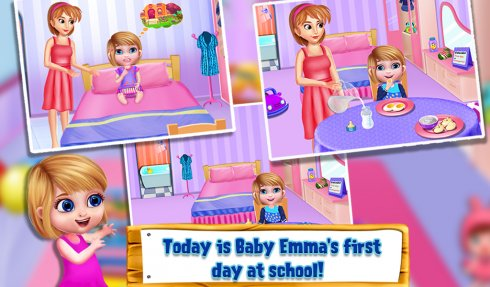 Sweet Baby Emma Preschool screenshot 2