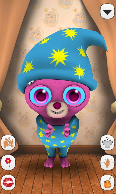 Download Talking Baby Bear free for your Android phone