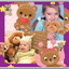 Teddy Bears Collage