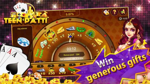 Teen Patti Gold Flush Poker screenshot 2