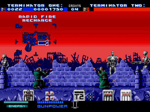 Terminator 2 - The Arcade Game for Android - Download