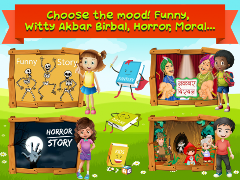 The English Short Stories App for Kids for Android - Download