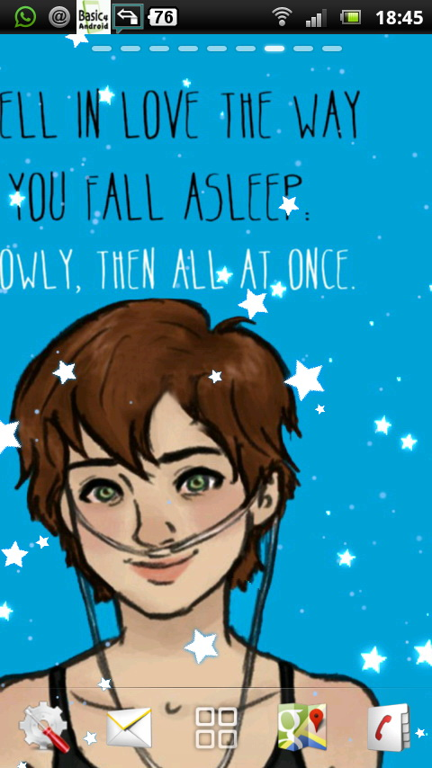 The Fault In Our Stars Quotes Wallpaper Download Labzada Wallpaper