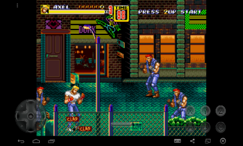 The fight in the street 2 screenshot 1