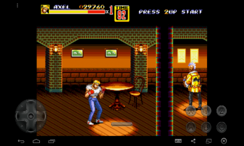 The fight in the street 2 screenshot 2