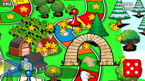 The Game of the Goose screenshot 1
