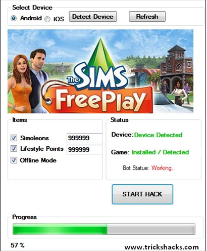 Cheats For Sims Freeplay On Android Phone