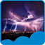 Download Thunderstorm Live Wallpapers for Android phone