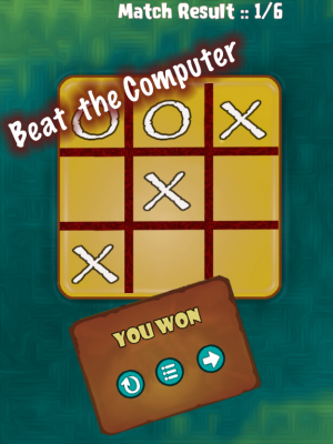 Tic Tac Toe Puzzle screenshot 2