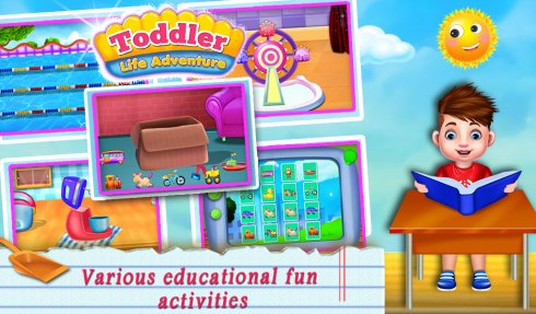 Toddler Life Adventure screenshot 2