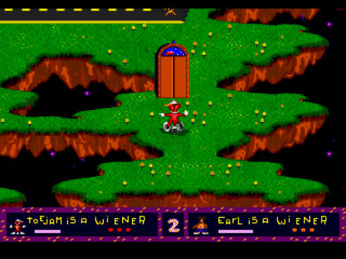 Toejam and Earl screenshot 2