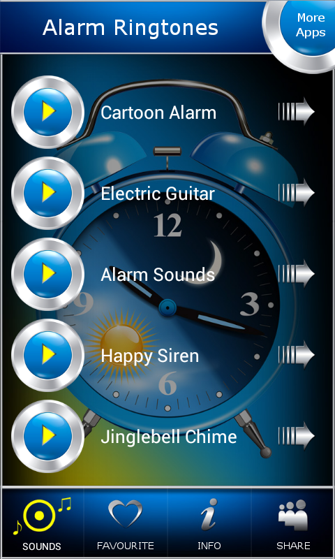 Top Alarm Ringtones Free Android App Android Freeware