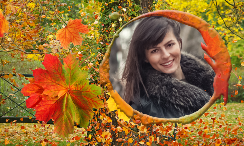 Top Autumn Photo Frames screenshot 2
