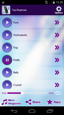 Image of Top Ringtones RS