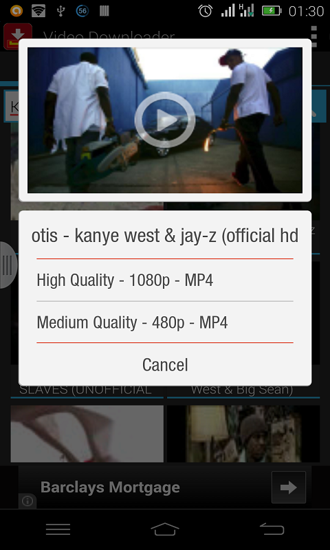 Top Video Downloader screenshot 2