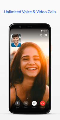 ToTok - Free HD Video Calls and Voice Chats screenshot 1