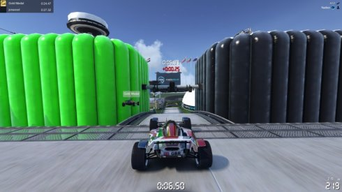 Trackmania Android screenshot 1