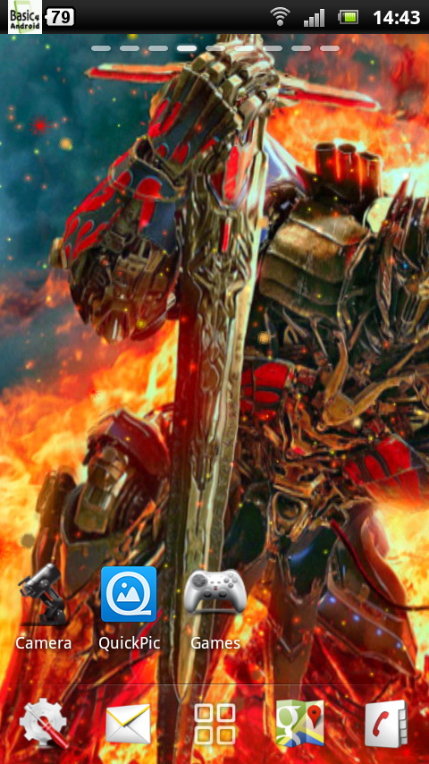 download transformers 4 live wallpaper 5 free for your android phone