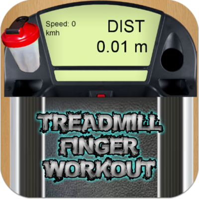 Image of Treadmill finger workout