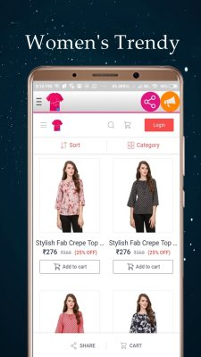Trendy Shopping APK download for Android