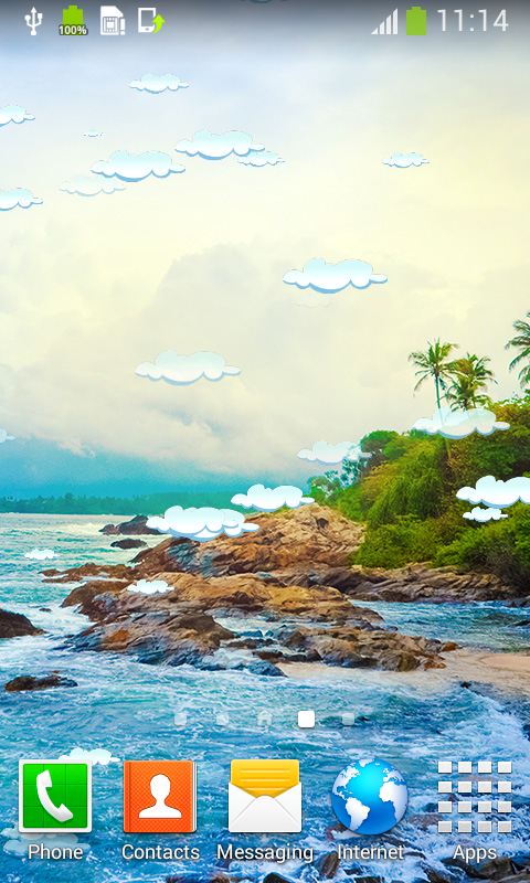 Tropical Beach Live Wallpapers Top Android App - Free APK ...