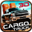 Image of Truck Cargo Off-Road 3D