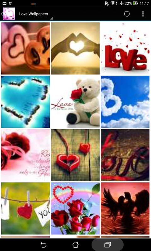 True Love HD Wallpapers free android app - Android Freeware