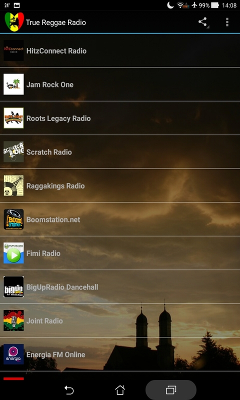 True Reggae Radio screenshot 1