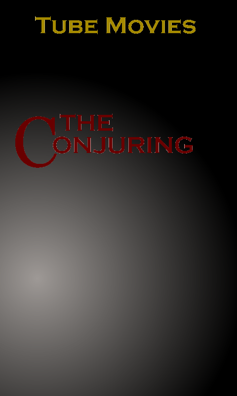 Tube Movies - The Conjuring screenshot 1