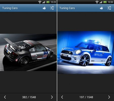 Tuning Cars screenshot 1